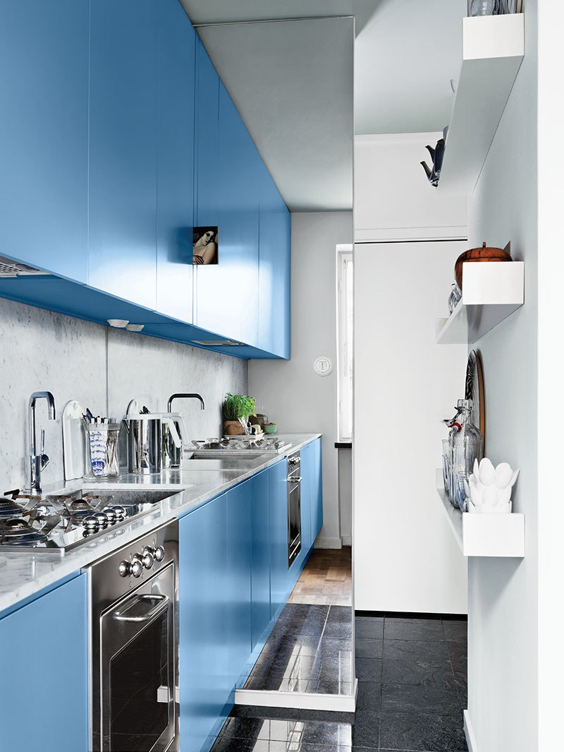 12 Small Kitchens That Are Big On Space And Style I Décor Aid