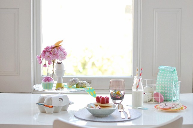 Easter Table Ideas For A Laid Back Brunch