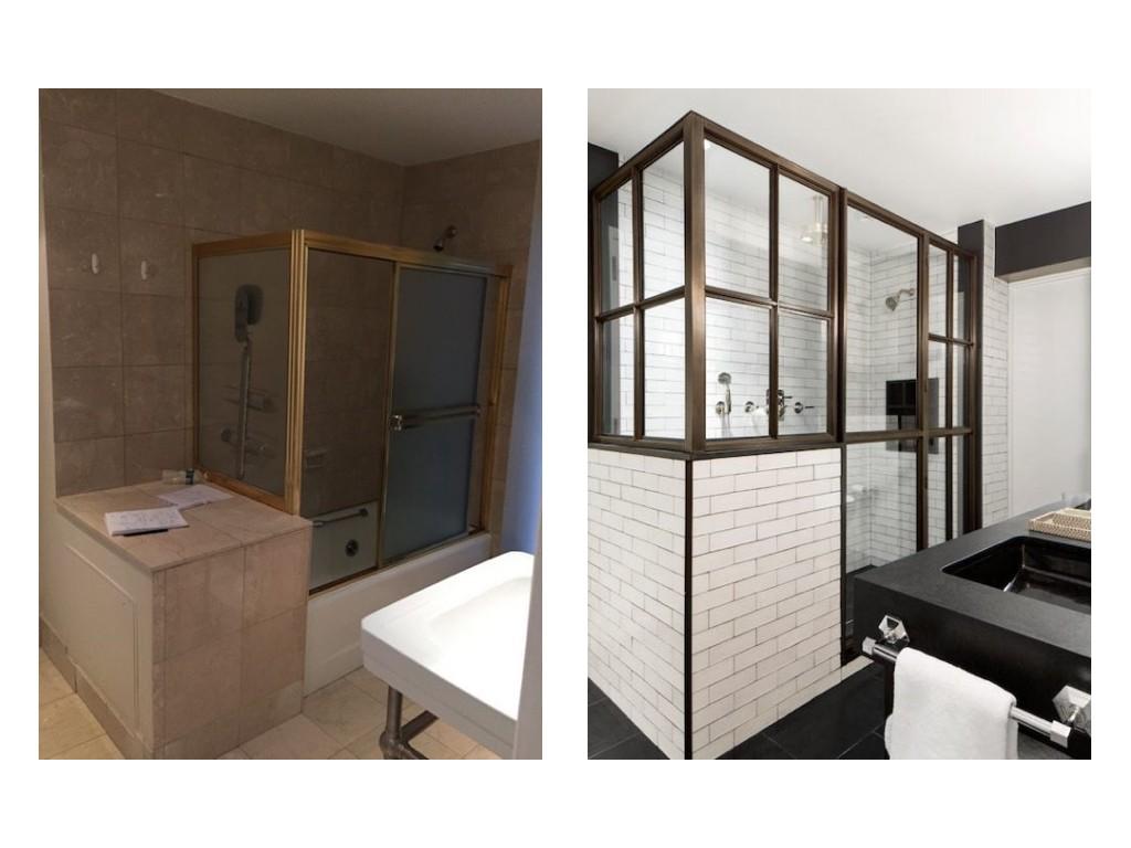 soho duplex shower
