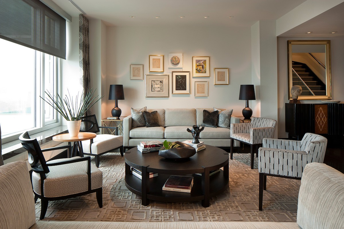 top chicago interior designers michael abrams