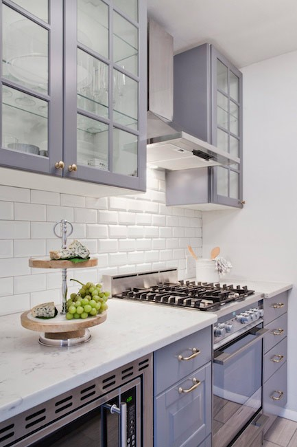 chef's kitchen cabinets