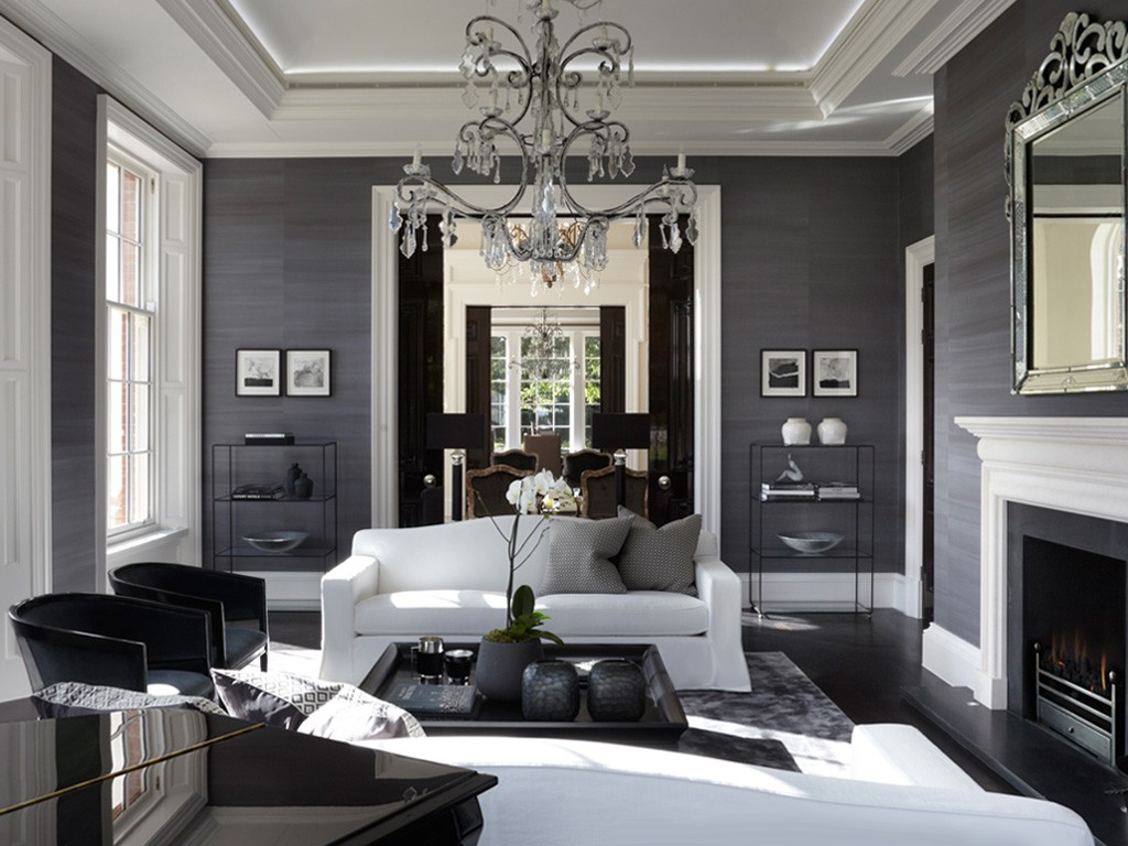 Marvelous Top London Interior Designers Louise Bradley
