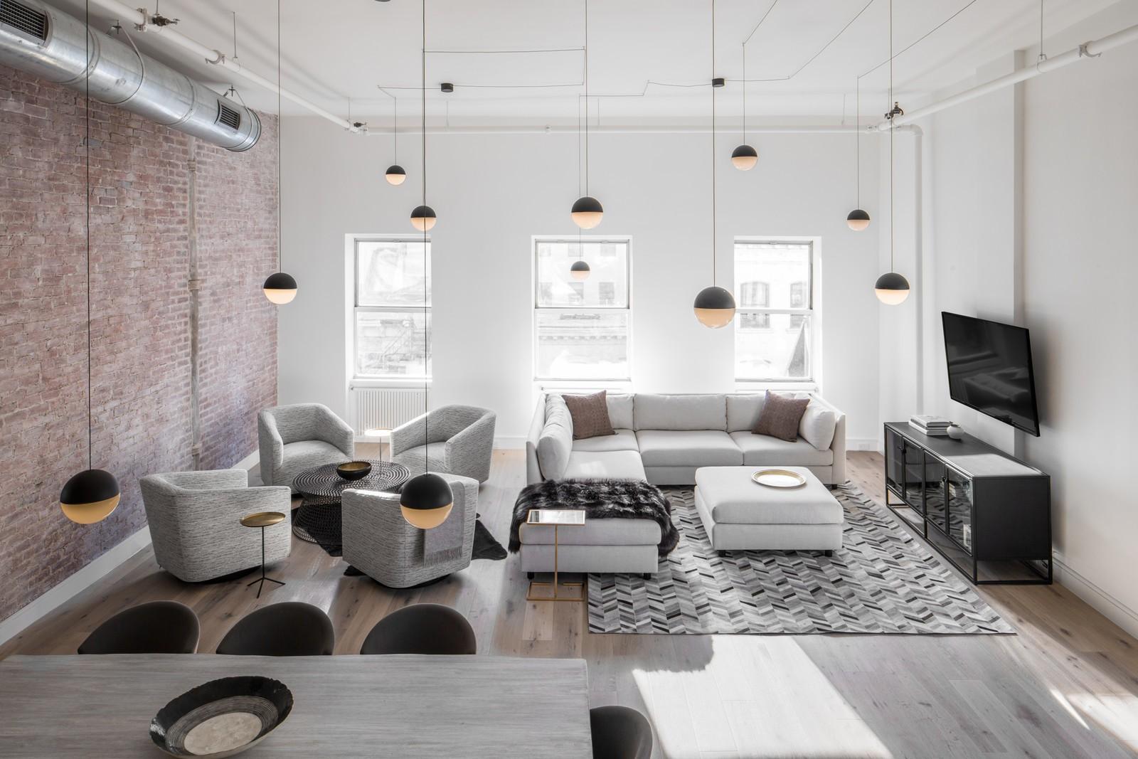 furniture arrangement flow