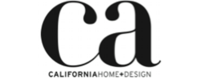 CA homes design Logo