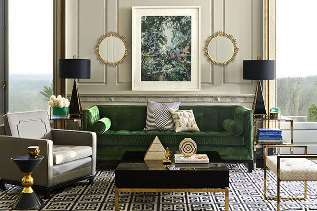 8 Luxurious Living Room Interior Design Ideas For Inspiration