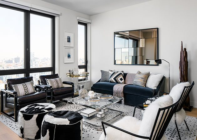 Contemporary Style Brooklyn apartment
