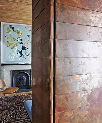 copper design trends