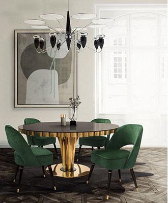 design trends vintage lighting