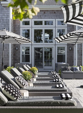 Hamptons interior exterior design renovation