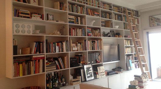Book Shelves Design Before