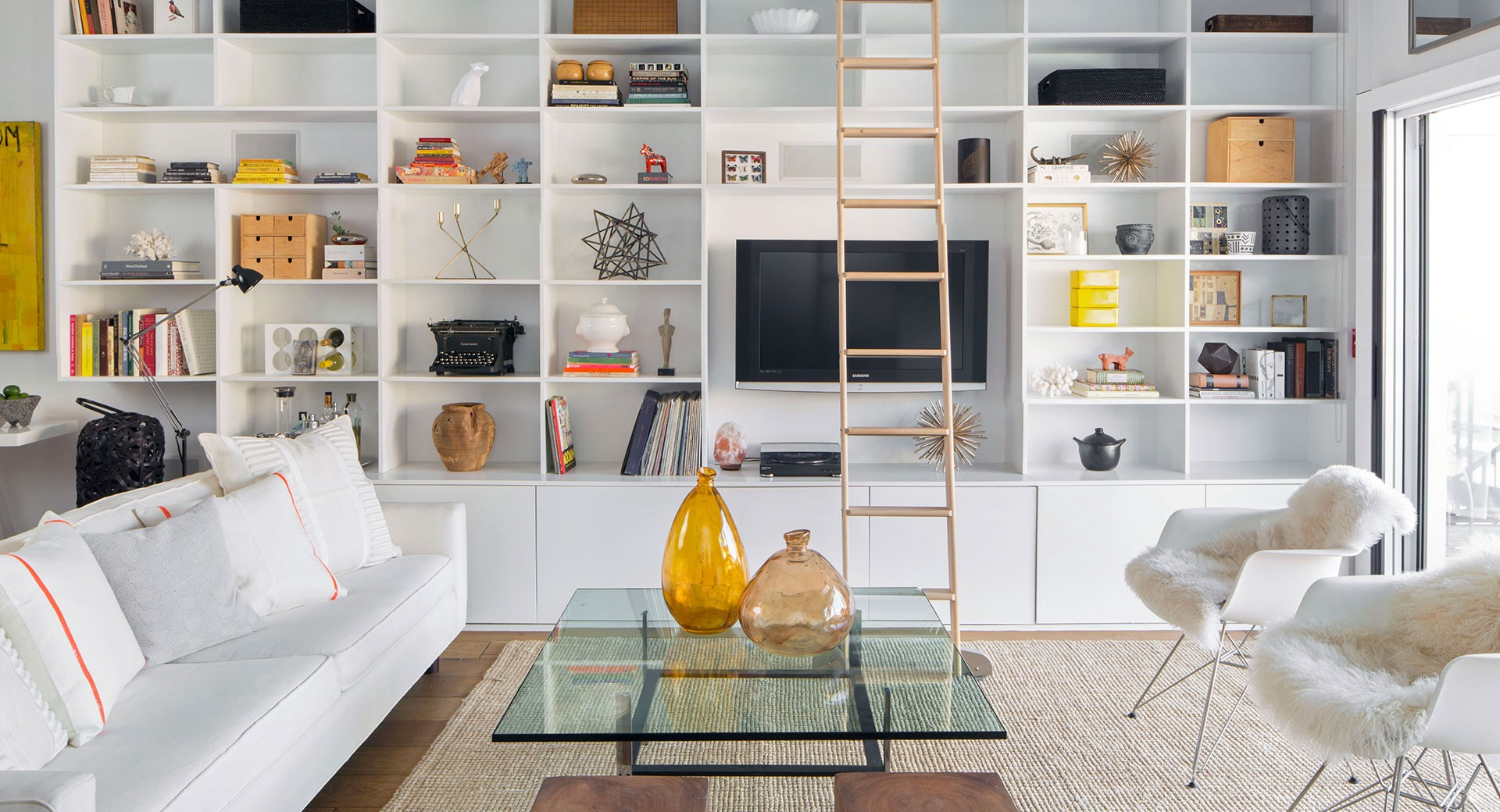 Book Shelves Design After