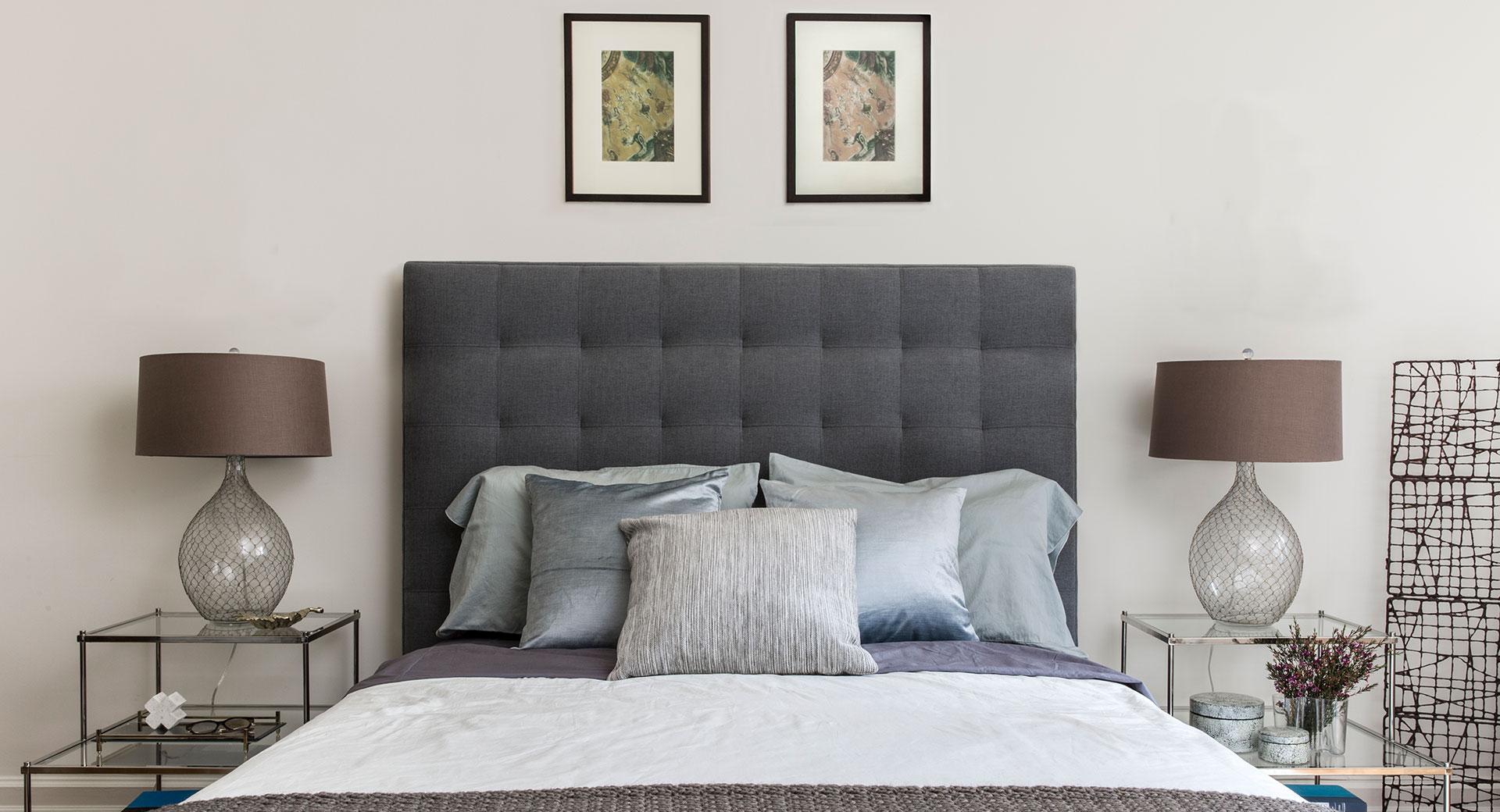 Custom Bedroom Design After