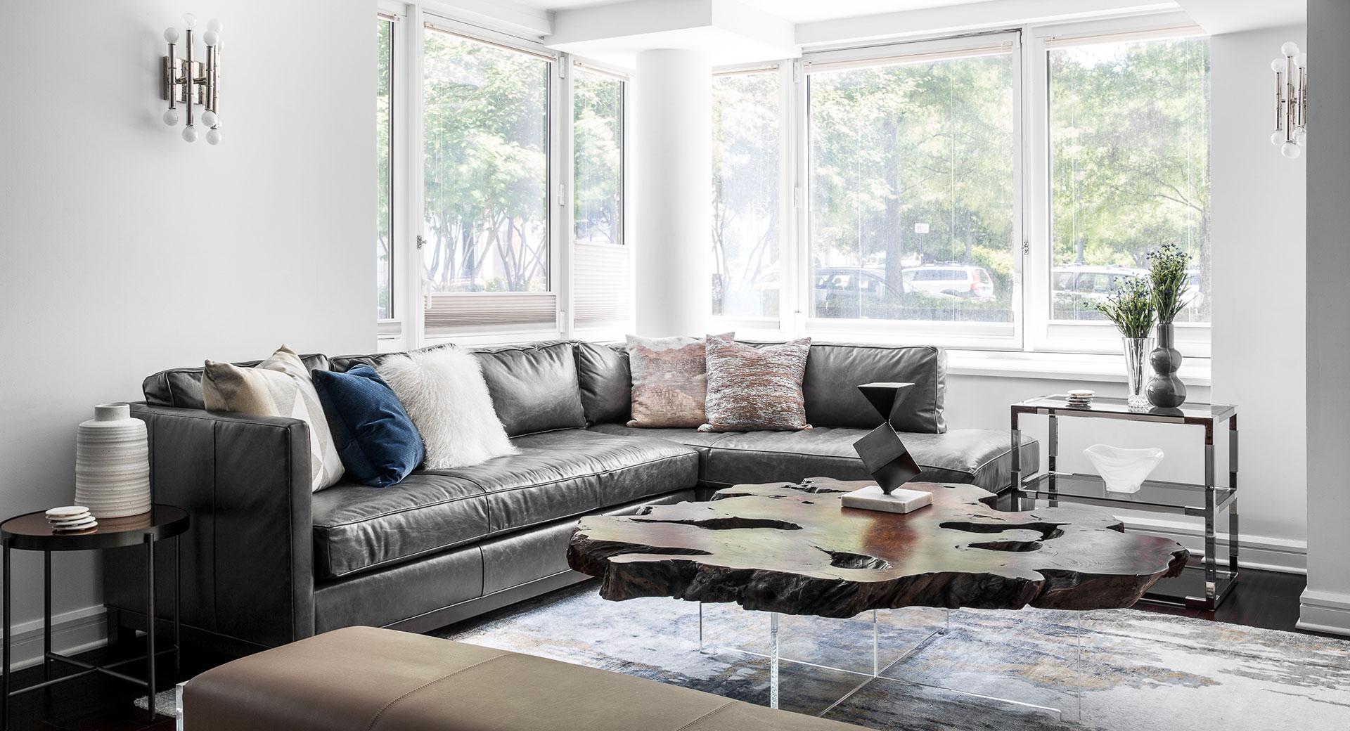 Modern Living Room Design After