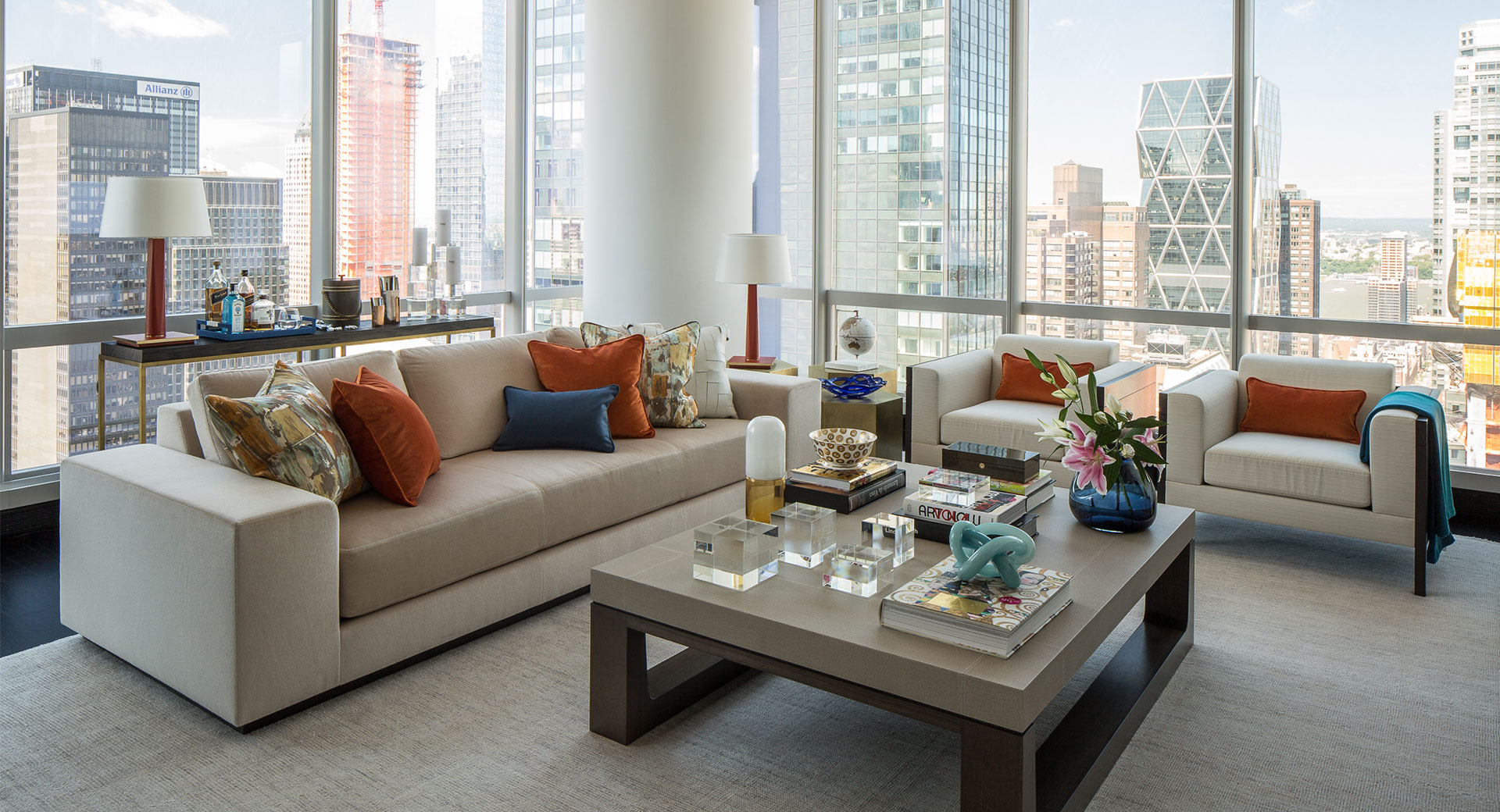 Luxurious One57 Apartment Interior Design