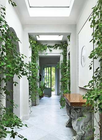 green interior decoration ideas 2019