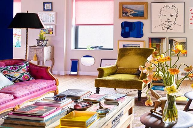 eclectic interior design guide