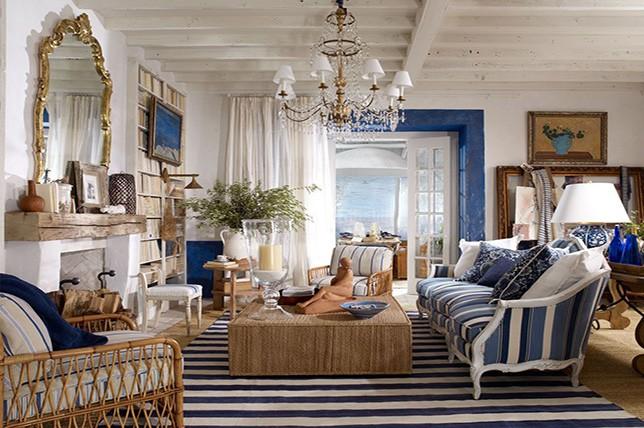 nautical summer interior design