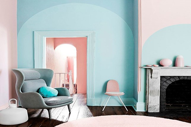 small room interior design paint trends