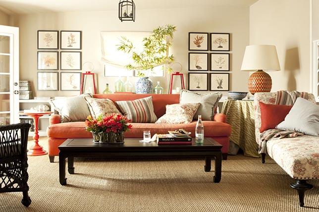 vintage living room inspiration