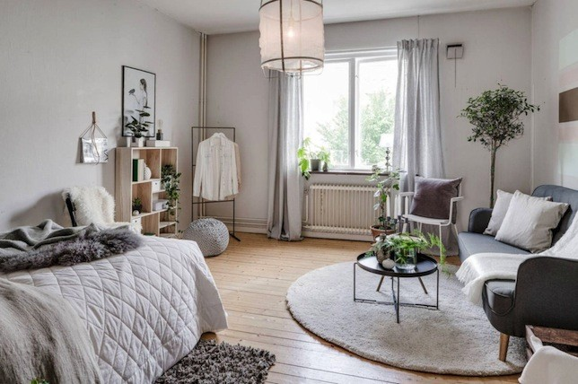 10 Ways To get The Most From Studio Apartment Floor Plans | Décor Aid