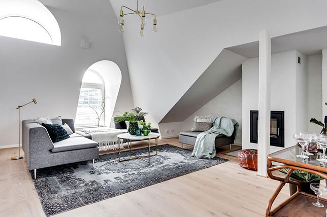Scandinavian interior design styles meaning