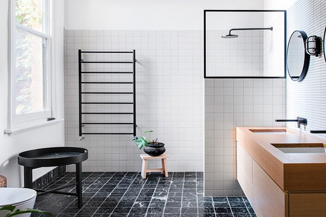 Minimalist Interior Design Bathroom Style