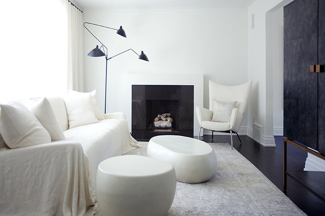 Minimalist Interior Design Color Palette