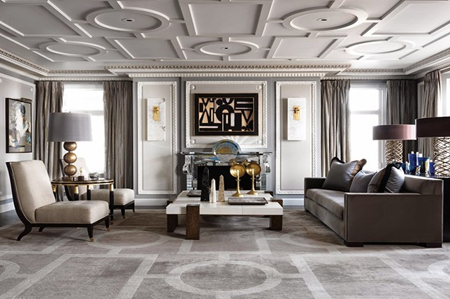 Contemporary Style Home Textiles