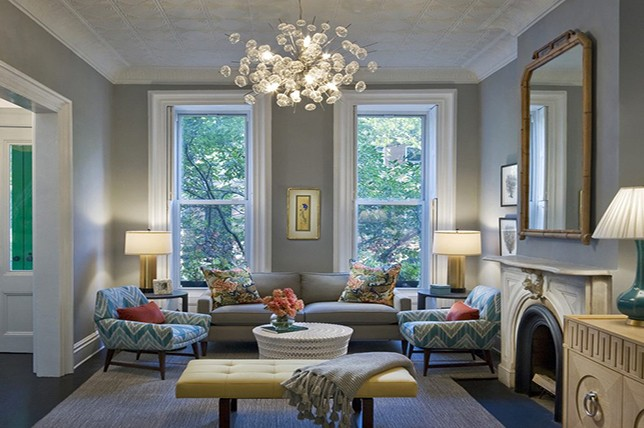 Interesting Living Room Paint Color Ideas: 10 Best Trending 2019 Interior Paint Colors To Inspire