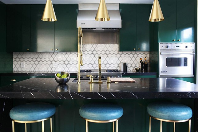 night watch hunter green 2019 interior design trends