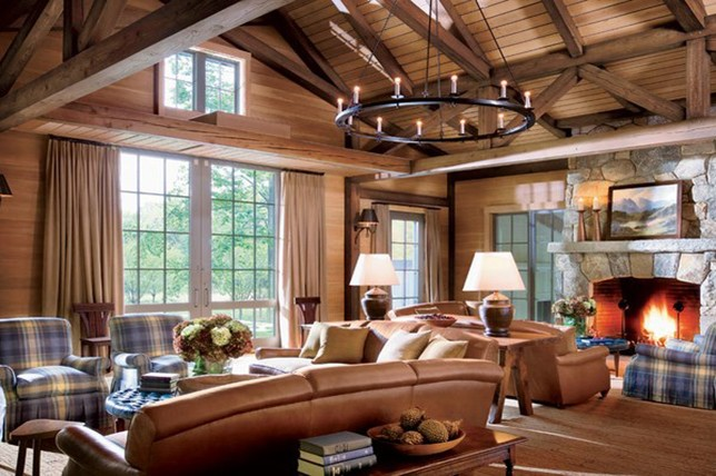 rustic decor interior design