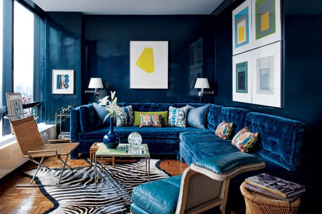 Best Living Room Paint Colors Pea Blue