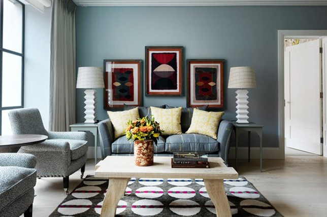 Living Room Paint Colors - The 14 Best Paint Trends To Try ...