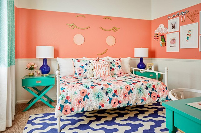Good Colorful Teen Bedroom Ideas