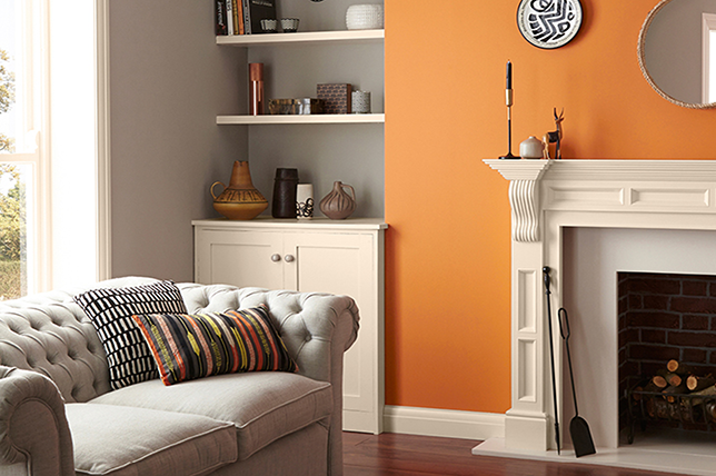 Living Room Paint Colors - The 14 Best Paint Trends To Try | Décor Aid