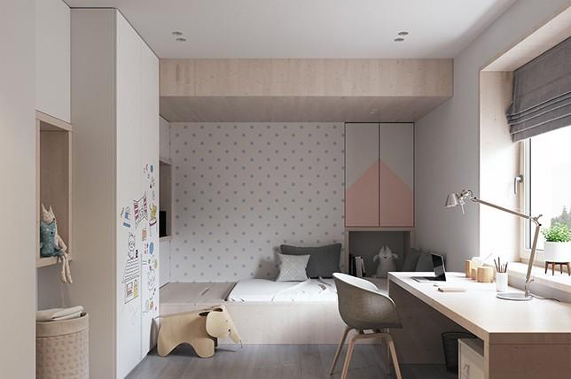 multi purpose teen bedroom ideas