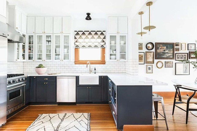 two-tone-kitchen-renovation-trends-2019