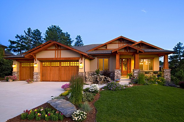 craftsman style homes arts and crafts