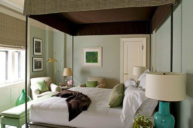 grass green bedroom paint ideas