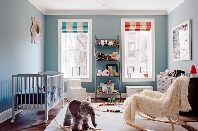 gray blue bedroom paint colors