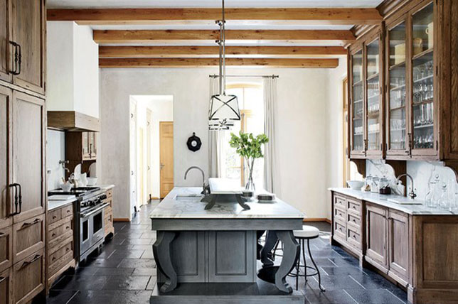 inspiring modern country kitchen guide