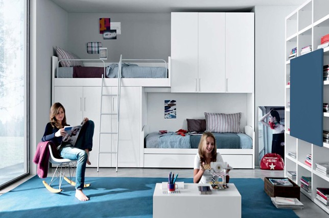 Inspiring Teen Bedroom Ideas