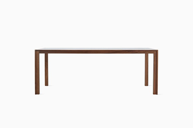 investment furniture herman miller dining table