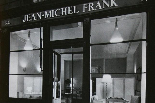 jean michel frank interior design history