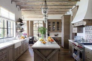 rustic kitchen appliances Luxury Rustic Modern Farmhouse