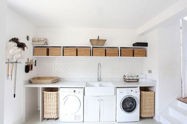 elegant laundry room ideas