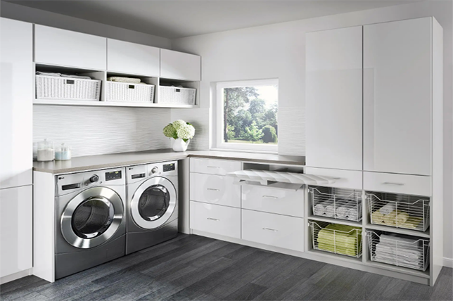 home improvement laundry room ideas