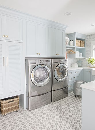 home laundry room ideas