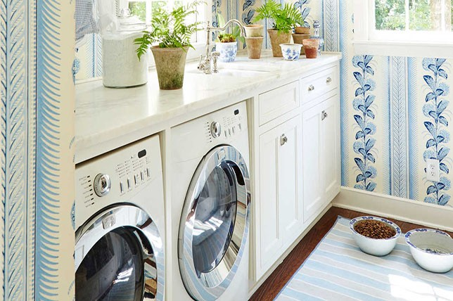 laundry room ideas workspace