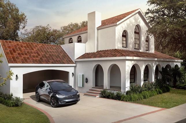 stylish solar roof styles tesla